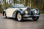 Bugatti Type 57 Gangloff Cabriolet
