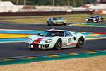 Chassis GT40P/1025