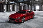 Maserati Ghibli Trofeo