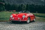Porsche 356 Carrera 1500 GS Speedster