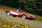 Chevrolet Corvette C1 V8 Convertible