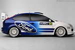 Ford Focus WRC Concept