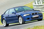 BMW E46 M3 Competition Package