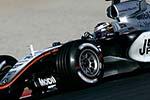McLaren MP4-20 Mercedes