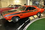 Dodge Challenger T/A 340 Six Pack