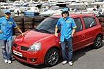 Renault Clio Sport 182 Trophy