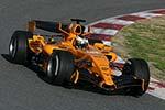 McLaren MP4-21 Mercedes