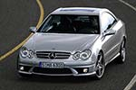 Mercedes-Benz CLK 63 AMG Coupe