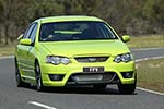 Ford BF Falcon MkII FPV F6 Typhoon