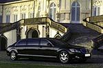 Mercedes-Benz S 600 Guard Pullman