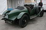 Bentley 4½-Litre 'Blower' Gurney Nutting Boat Tail Speedster