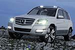 Mercedes-Benz Vision GLK Freeside