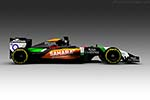 Force India VJM07 Mercedes