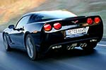 Chevrolet Corvette C6 Coupe Competition