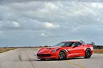 Hennessey HPE700 Twin Turbo Corvette