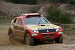 Mitsubishi Pajero Evolution MPR14