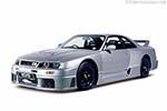 Nissan Skyline R33 GT-R LM Road