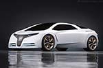 Honda FC Sport Design Study