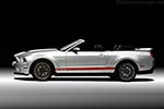Ford Shelby Mustang GT500 Convertible