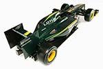 Lotus T127 Cosworth