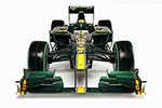 Lotus T127 Cosworth