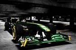 Team Lotus T128 Renault