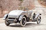 Bentley 3 Litre Harrison Tourer