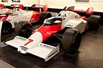 Chassis MP4/2-2