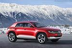 Volkswagen Cross Coupé TDI Concept