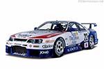 Nissan Skyline R33 GT-R LM