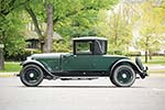Duesenberg Model A Fleetwood Doctor's Coupe