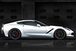 Hennessey HPE700 Supercharged Corvette