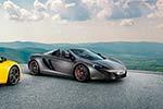 McLaren 625C Spider
