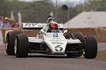 Chassis FW08-02
