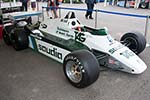 Chassis FW08-06