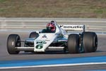 Chassis FW08-03