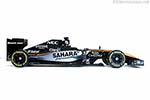 Force India VJM08 Mercedes