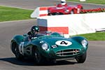 Chassis DBR1/5