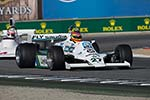 Chassis FW07B/07