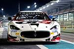 Maserati GranTurismo MC GT4