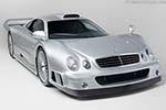 Mercedes-Benz CLK-GTR Coupe