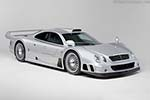 Mercedes-Benz CLK-GTR Coupe