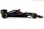 McLaren MP4-31 Honda