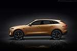 Jaguar C-X17 Sports Crossover Concept
