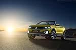 Volkswagen T-Cross Breeze Concept
