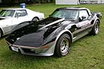 Chevrolet Corvette C3 25th Anniversary