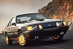 Ford Mustang SVO