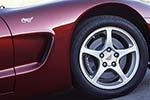 Chevrolet Corvette C5 50th anniversary