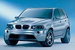 BMW E53 X5 Le Mans