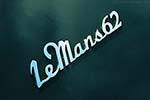 Morgan Plus 8 Le Mans '62 Edition